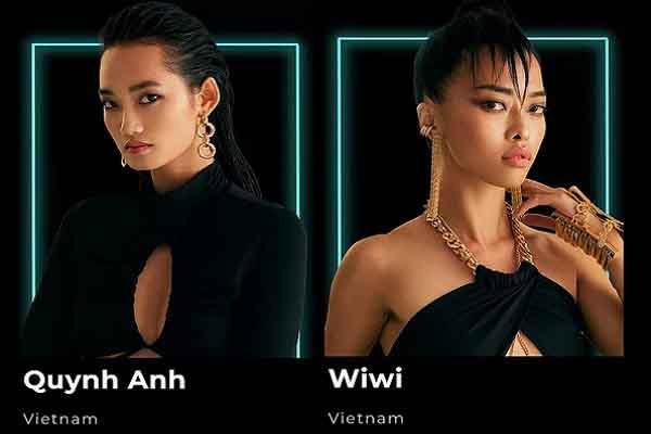Lộ diện danh tính hai cô gái đại diện Việt Nam tham gia 'Supermodel Me'