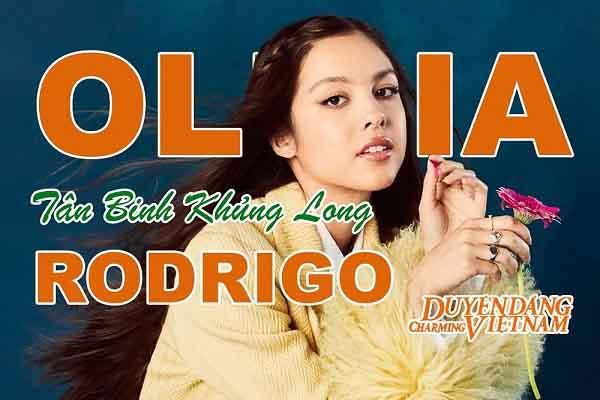 Olivia Rodrigo - Tân binh 'khủng long' của làng nhạc US - UK