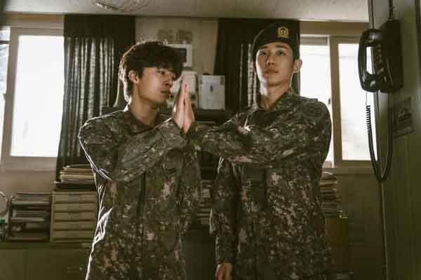 Loạt phim ăn khách 'DP' làm dấy lên tranh luận về nghĩa vụ quân sự ở Hàn Quốc
