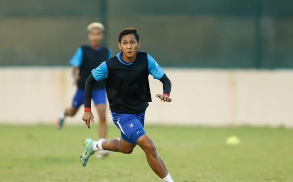 'Messi Campuchia' tỏa sáng trong chiến thắng trước Guam ở play-off Asian Cup 2023