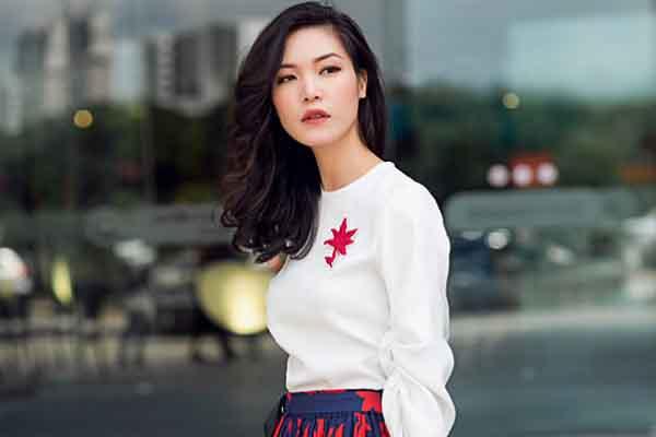 Hoa hậu Thùy Dung: 'Tôi ngây thơ, ngọt ngào khi yêu'