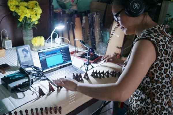 Nhạc thiền từ chất liệu âm nhạc dân tộc Việt Nam