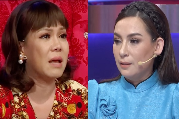 Việt Hương: Cho tôi khóc chút, mai tôi lại mạnh mẽ tiếp nhé Phi Nhung