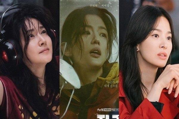 Sự trở lại của bộ ba 'nữ hoàng truyền hình' Hàn Quốc
