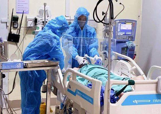 3 ca tử vong liên quan đến COVID-19 đều là bệnh nhân nam, cao tuổi