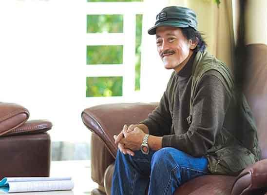 Nghệ sĩ Giang còi vẫn lạc quan khi biết mình bị ung thư họng