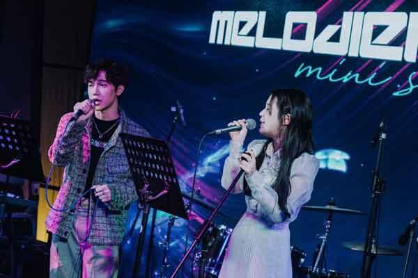 'Melodient show': Nơi giao thoa giữa âm nhạc, sự gắn kết và lòng sẻ chia