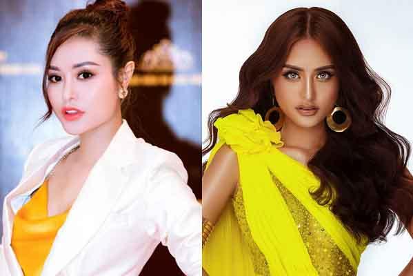 Phong cách biến hóa đa sắc của Hoa hậu Di Khả Hân