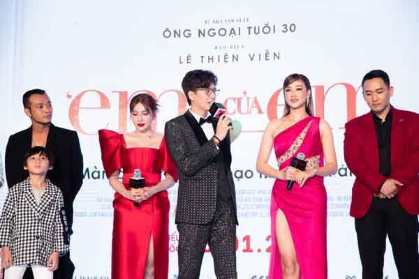Ngô Kiến Huy nói về vai diễn giả gái: 'Đó là một cảm nhận mới lạ'