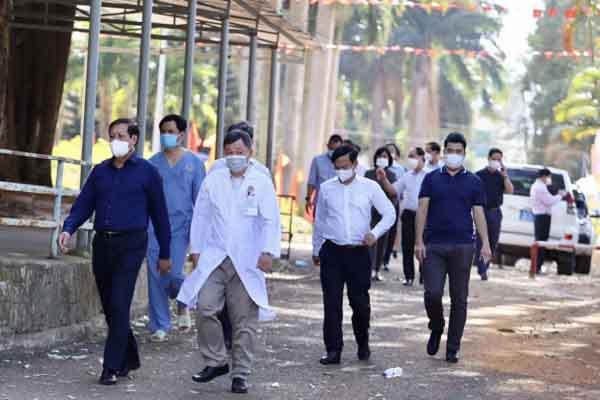 Chiều 29 Tết: Gia Lai ghi nhận 4 ca, Tp.HCM có thêm 1 người nhiễm SARS-CoV-2