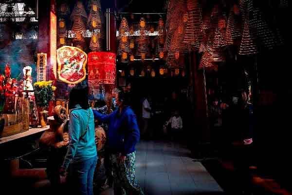 Nét đẹp văn hóa đầu năm mới trong cộng đồng người Hoa ở Cần Thơ