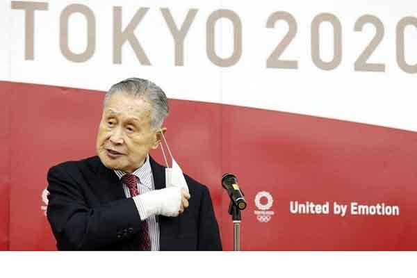 Chủ tịch ban tổ chức Thế vận hội 2020 gặp rắc rối to khi có bình luận chê bai phụ nữ