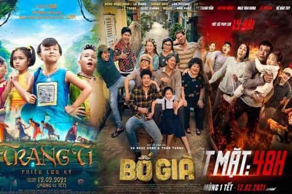 Phim Việt Tết 2021 đồng loạt hoãn chiếu