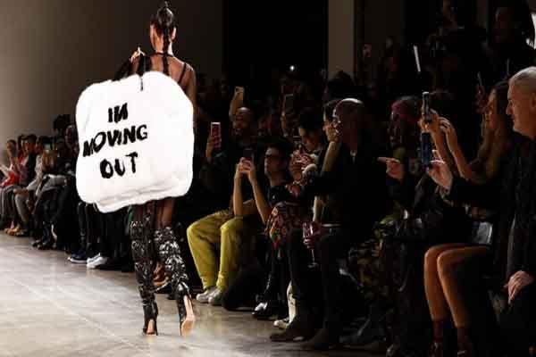 Tuần lễ thời trang New York ngày càng xa rời New York