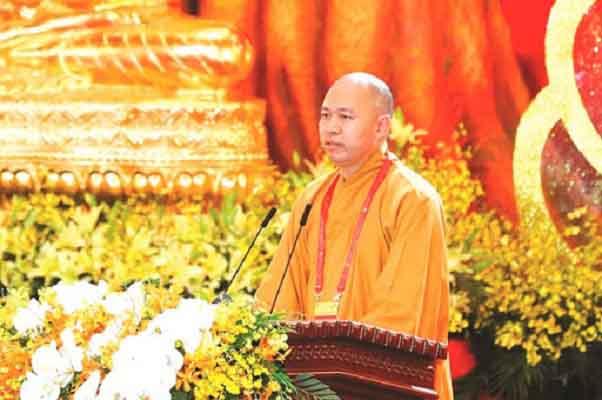 Đại diện Giáo hội Phật giáo Việt Nam nói gì về chuyện cúng dường qua ví điện tử?