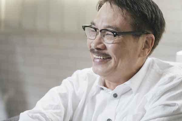 Tài tử Hồng Kông Ngô Mạnh Đạt qua đời vì ung thư gan