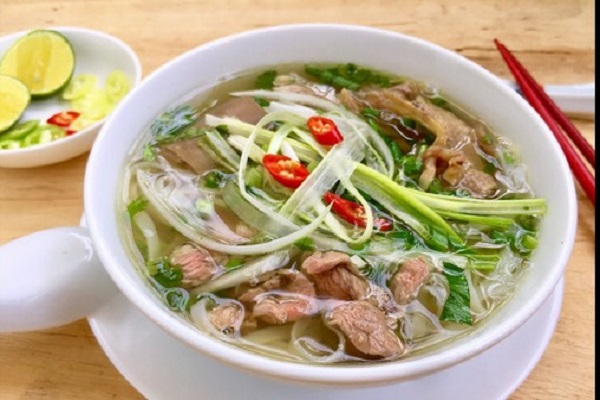 Điểm danh 20 món súp ngon nhất thế giới, trong đó có phở Việt Nam