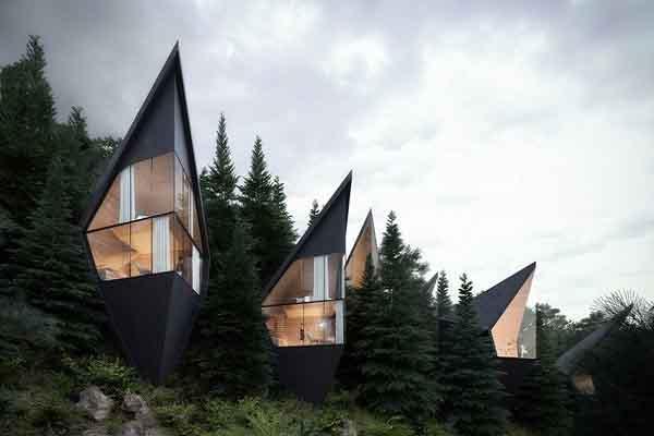 Top 10 khách sạn có thiết kế thú vị giữa thiên nhiên