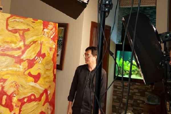 Siêu thực trong hội họa Đinh Phong (Kỳ 2)