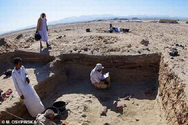 Tìm thấy nghĩa địa thú nuôi cổ xưa nhất thế giới