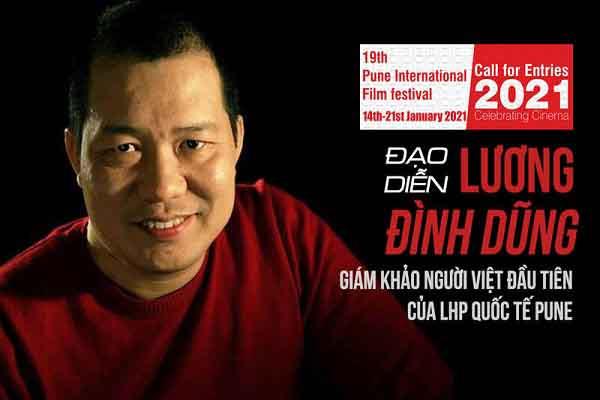 Liên hoan phim quốc tế Pune có đạo diễn Việt làm giám khảo