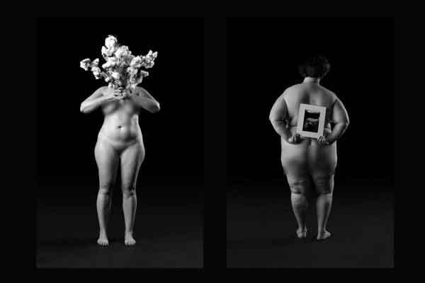 Phụ nữ lớn tuổi khỏa thân trong nghệ thuật, không có gì phải ngại ngần