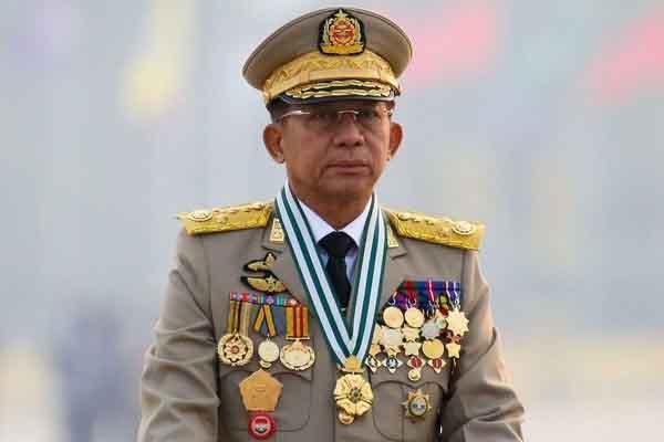 Lãnh đạo quân đội Myanmar dự hội nghị thượng đỉnh ASEAN ở Indonesia, Chính phủ Thống nhất Quốc gia phản đối