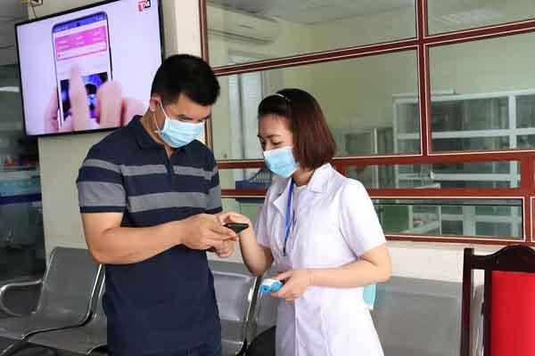 Bộ Y tế thí điểm đặt lịch khám, chữa bệnh trực tuyến tại các bệnh viện