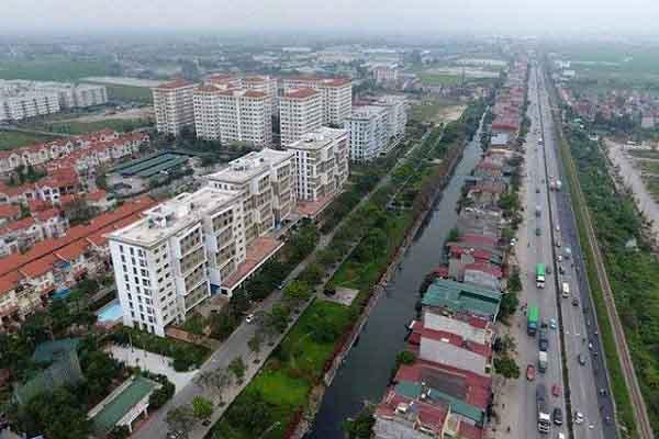 Thêm 8 huyện ở Hà Nội sẽ lên quận