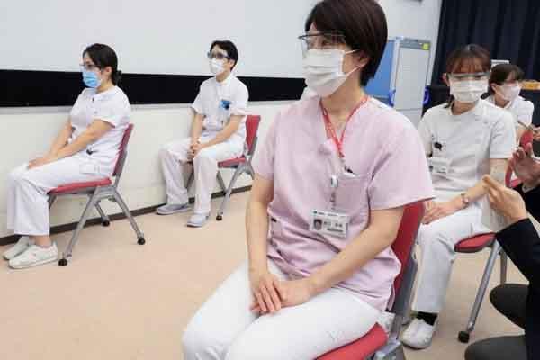 Các y tá Nhật Bản phản đối yêu cầu điều động họ đến Thế vận hội Tokyo