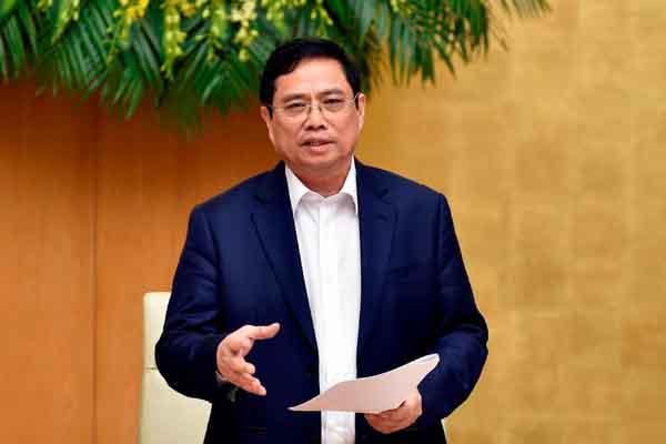 Thủ tướng Phạm Minh Chính: 'Cái gì chưa có quy định thì mạnh dạn thí điểm'