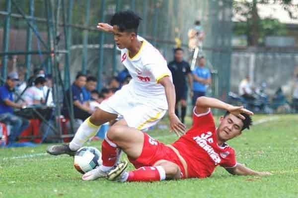PVF là đội đầu tiên vượt vòng bảng, vào tứ kết VCK U.19 Quốc gia