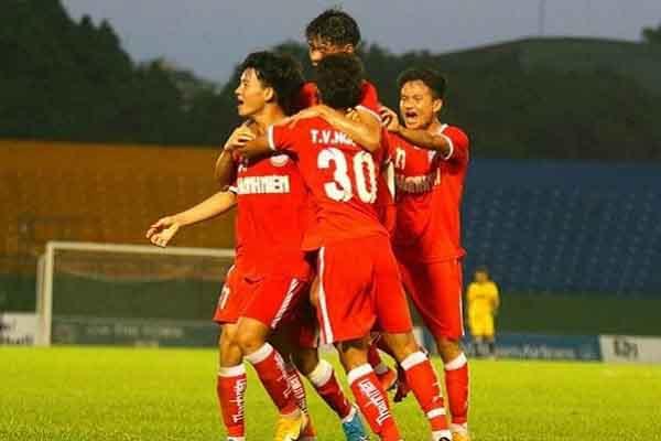 Nhờ Thanh Nhàn, PVF thắng nhàn, lên ngôi vô địch U.19 Quốc gia 2021