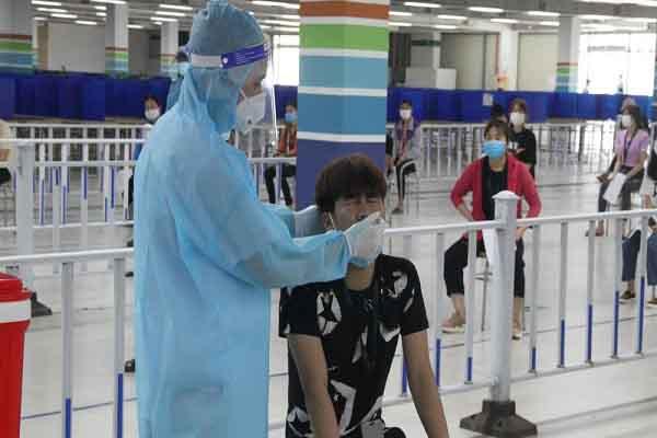 Hà Nội: Thêm 8 ca dương tính với SARS-CoV-2, thuộc chùm bệnh tại Times City và Công ty T&T