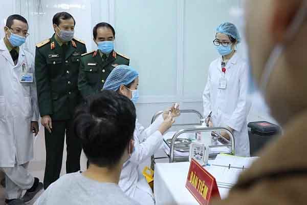 Thêm 13 ca, Bắc Ninh là tỉnh đầu tiên vượt mốc 100 ca dương tính trong đợt dịch mới