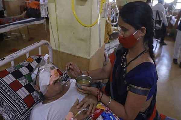 Ấn Độ ghi nhận gần 9.000 trường hợp nhiễm nấm đen
