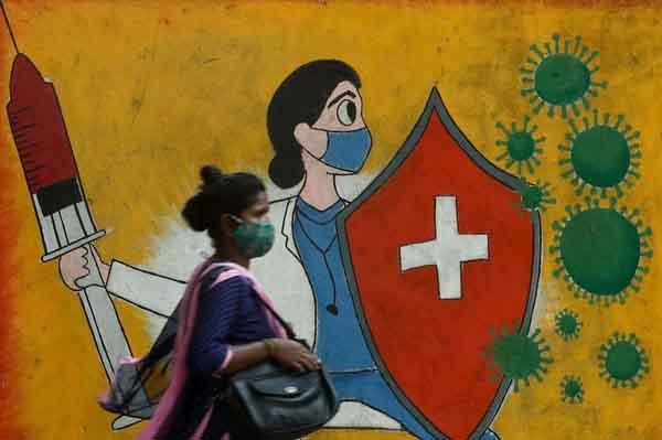Biến chứng 'nấm đen' ở bệnh nhân Covid-19 khiến Ấn Độ thêm lao đao