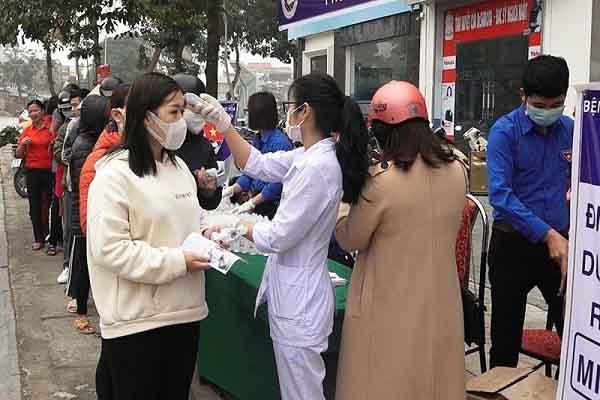 Thanh Hóa ghi nhận ca nhiễm COVID-19 ở huyện Ngọc Lặc từ Bắc Giang về