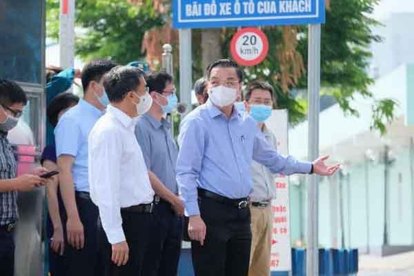 Phát hiện 10 ca dương tính với SAR-CoV-2, Bệnh viện K dừng khám bệnh, phong tỏa 3 cơ sở