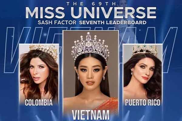 Hoa hậu Khánh Vân được dự đoán đăng quang Miss Universe 2020