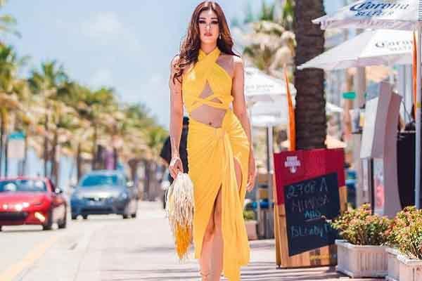 Miss Universe 2020: Đại diện Việt Nam ghi điểm với phong cách sexy