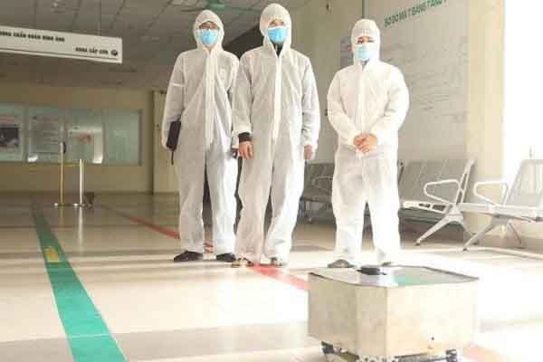 KH-CN đóng góp tích cực vào công tác phòng chống dịch COVID-19