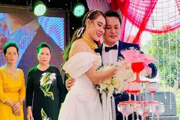 Vì dịch bệnh Covid-19, diễn viên Hồ Bích Trâm hoãn đám cưới