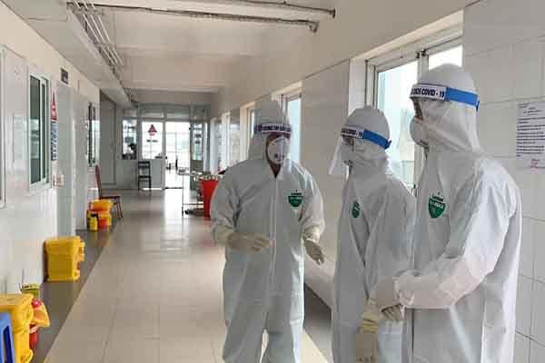 Hà Nội: Một nhân viên Bệnh viện Thanh Nhàn dương tính với SARS-CoV-2