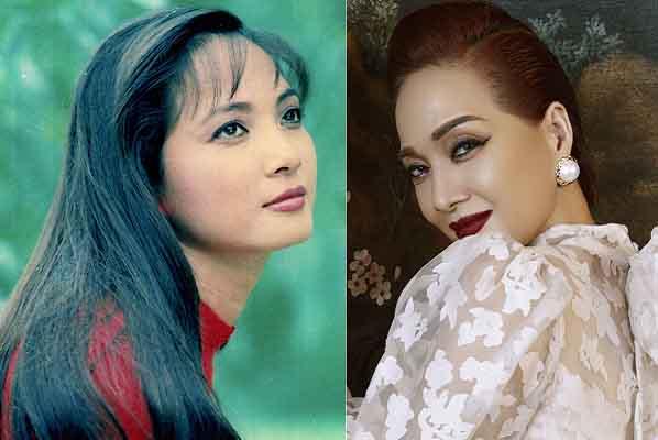 Hình ảnh tuổi đôi mươi của NSND Lê Khanh khiến khán giả bất ngờ