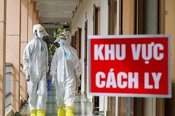 Thêm 54 mắc COVID-19 ở Hà Nội, Đà Nẵng, Bắc Ninh, Điện Biên, Hải Dương và Hà Nam