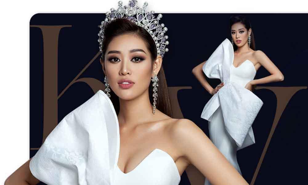 Hoa hậu Khánh Vân: 'Cứ sống là chính mình'