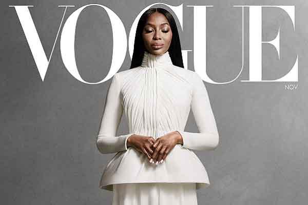 Những dấu mốc cuộc đời 'báo đen' Naomi Campbell