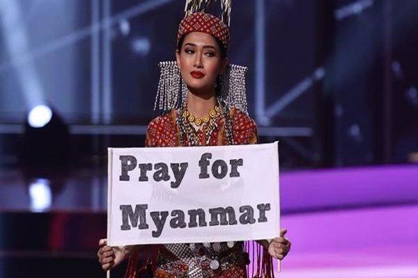 Hoa hậu Hoàn vũ Myanmar và điều 'chiến thắng' tại Miss Universe 2020
