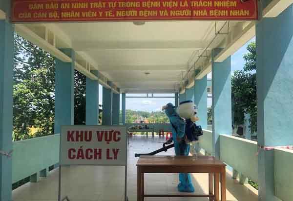 Tối 10/5: Việt Nam ghi nhận thêm 16 ca nhiễn Covid-19 ở cộng đồng